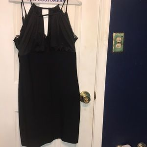 Black Pencil Skirt Dress